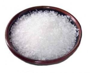 sea salt2 300x243 Mandi Yang Menghilangkan Rasa Lelah