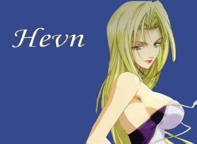 Hevn Tokoh tokoh dalam film ANIME yang paling SEXY