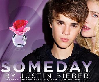 Justin Bieber WOW!!! Parfum Justin Bieber Mencapai Penjualan Rp. 26 Miliar