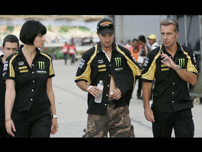 MotoGP4 Foto Simoncelli Tewas saat balapan di MotoGP Malaysia