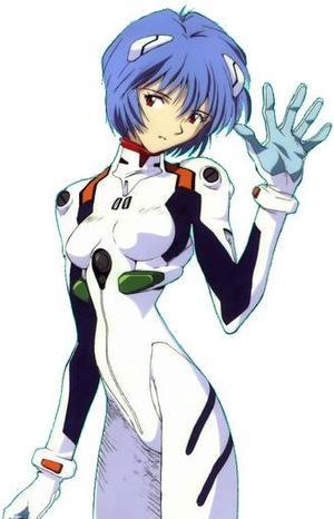 Rei Ayanami Tokoh tokoh dalam film ANIME yang paling SEXY