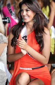 mis colombia Miss Colombia Lupa Pakai Celana Dalam